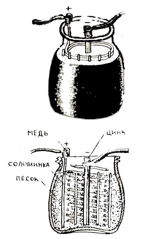 Воздушно цинковый аккумулятор своими руками 100
